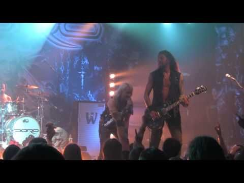 Doro - We Are the Metalheads / Breaking the Law (Zlín 2013) - YouTube