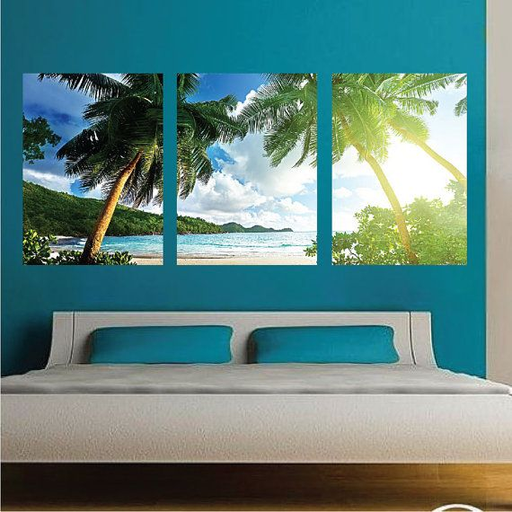 17 best ideas about tree wall murals on pinterest tree for Beach scene mural wallpaper