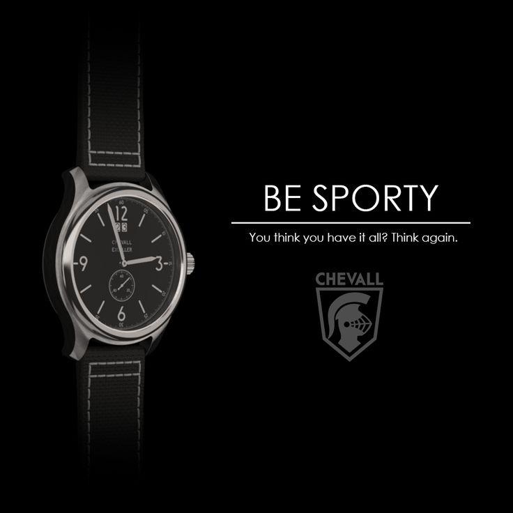 Swiss quartz movment with a canvas strap and sporty case design  Kickstarter soon #watch #mensfashion #fashion #style #gentleman #sport #sporty