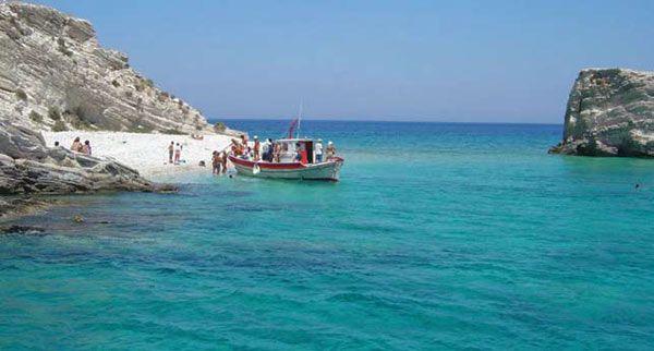aspronisi [white island] lipsi islands