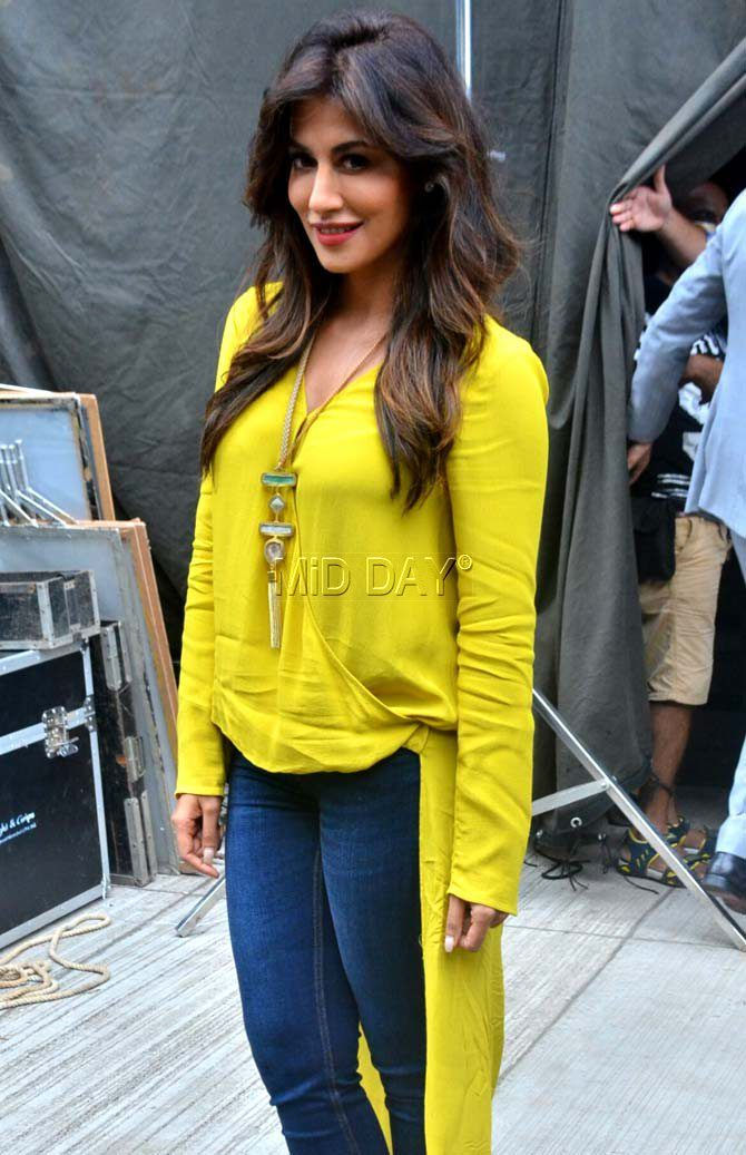 Photos: Saif Ali Khan, Chitrangada Singh, Rohan Mehra on 'Bazaar' sets - Entertainment