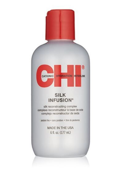 Chi Silk Infusion has been around for quite some time. I first started using it around the late 90s while I was a relaxed girl. I always had it on hand. Now that I am a natural girl, my hair care choices are different, however, I still use Chi.