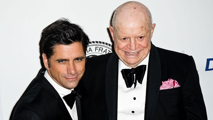 "John Stamos Pays Tribute to ""Father Figure"" Don Rickles: ""He'd Whisper: 'I Love Ya, Kid'"" #FansnStars"