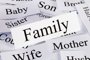 Family Health History Worksheet