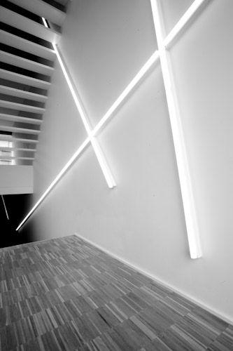 Lamelparket - CAAN Architecten Gent