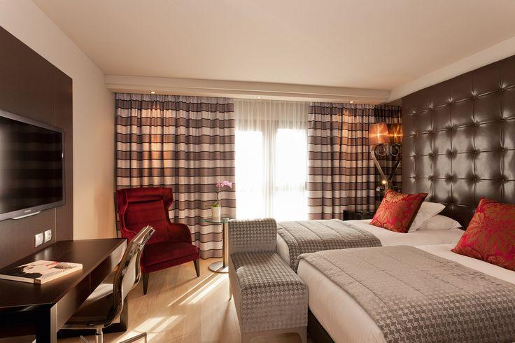 Hôtel Bordeaux 5* - Les chambres classiques - Hôtel Bordeaux centre ville