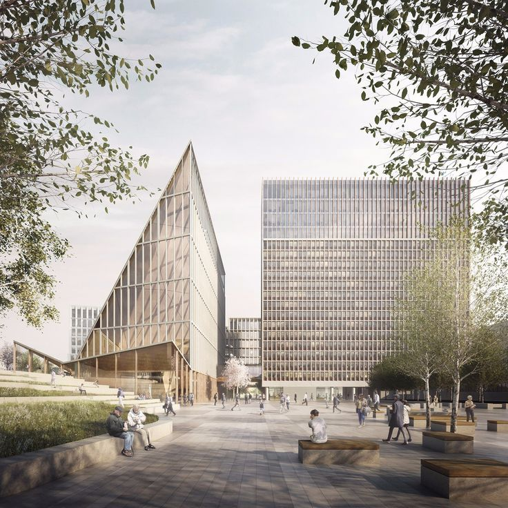 Finalists Announced for Redesign of Norwegian Government Headquarters After 2011 Attacks