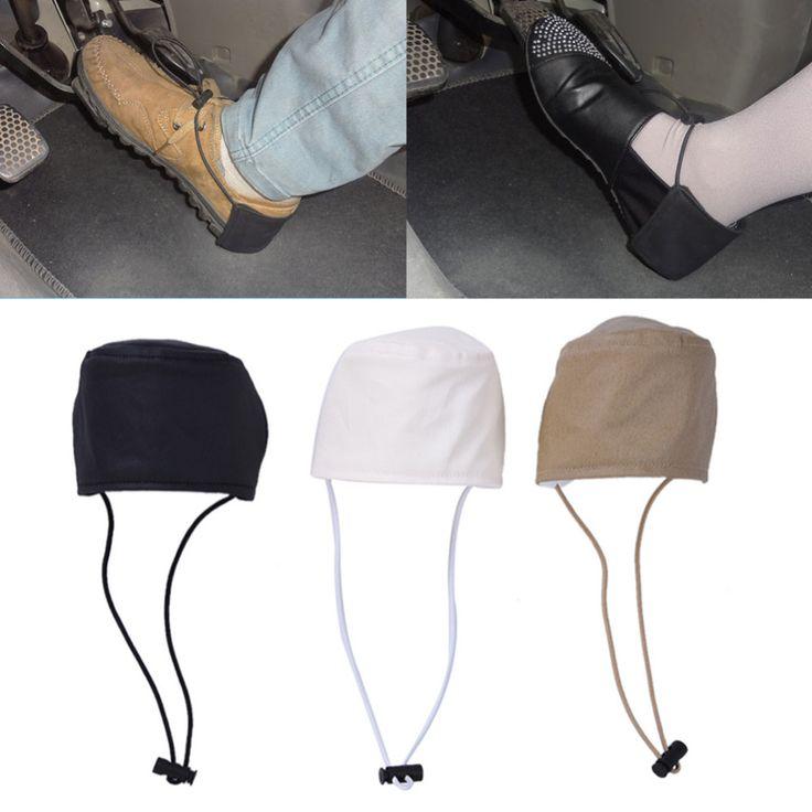 1 ШТ. Предотвратить Носить Обувь, Чтобы Защитить Корни Крышка Пятки Защиты Черный Мужской Автомобиль Аксессуар