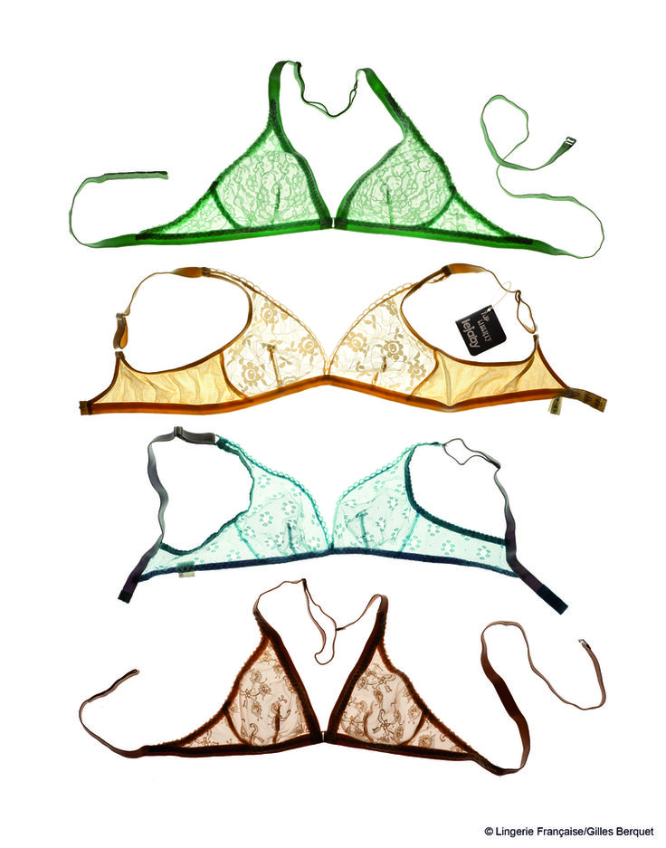 Lingerie Française Exhibition: 100 Years Of French Lingerie (PICTURES)