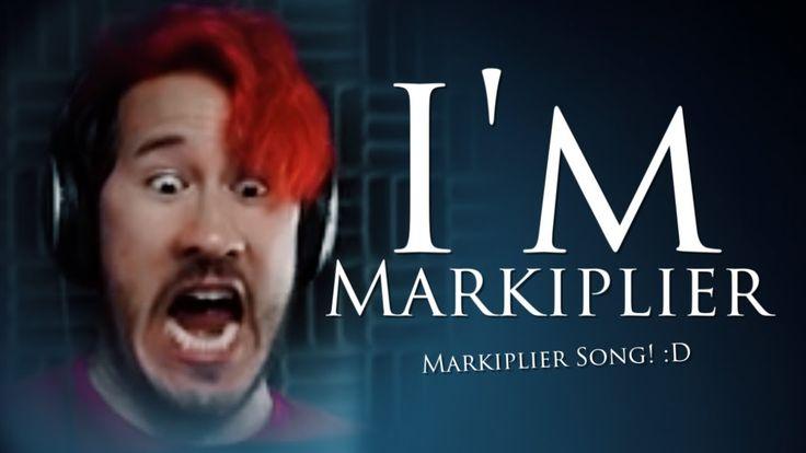 """I'M MARKIPLIER!"" (Markiplier Remix) | Song by Endigo"