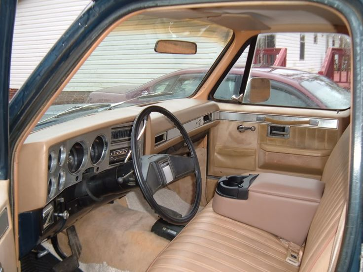 78 images about chevrolet jimmy blazer k5 1979 on pinterest cars 4x4 and chevy for 1980 chevy truck interior parts