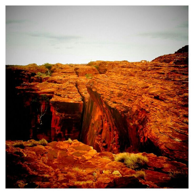 Kings Canyon. Northern Territory.