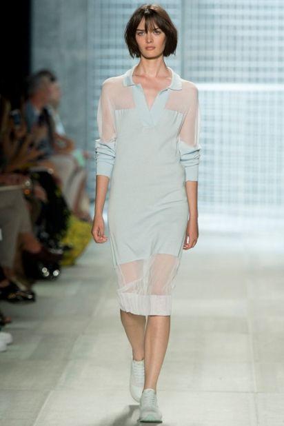 Неделя моды в Нью-Йорке: Lacoste весна-лето 2014