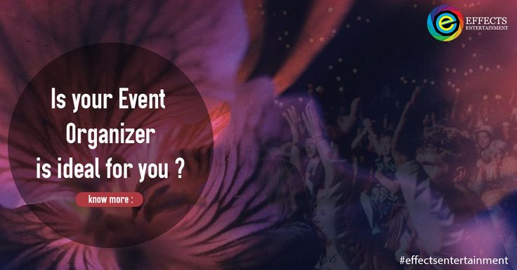 Is your Event Orgainzer Is Ideal For You? Know More: http://eeltdindia.com/ #events #organiser #planner #wedding #Effects #entertainment #management #eventagency #Themeparty #kittyparty