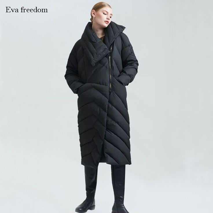 ==> [Free Shipping] Buy Best Winter Jacket Women 2017 New High Quality Brand Ladies Winter Warm Coat Women Long White Duck Down Jacket Thicken Coat Online with LOWEST Price | 32817624933