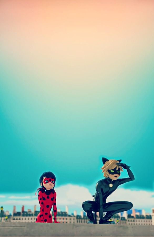 Miraculous Ladybug - What a gosh darn diddly cute show