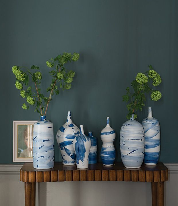 Inchyra Blue No. 289 - Farrow and Ball's New Collection