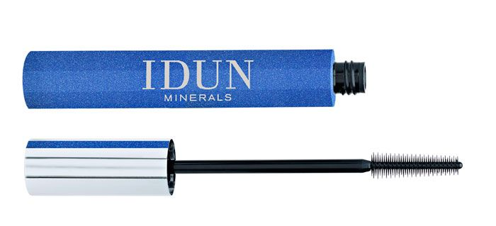 Idun Minerals Mascara Vatn - waterproof up to 38 degrees, via Wysteriia