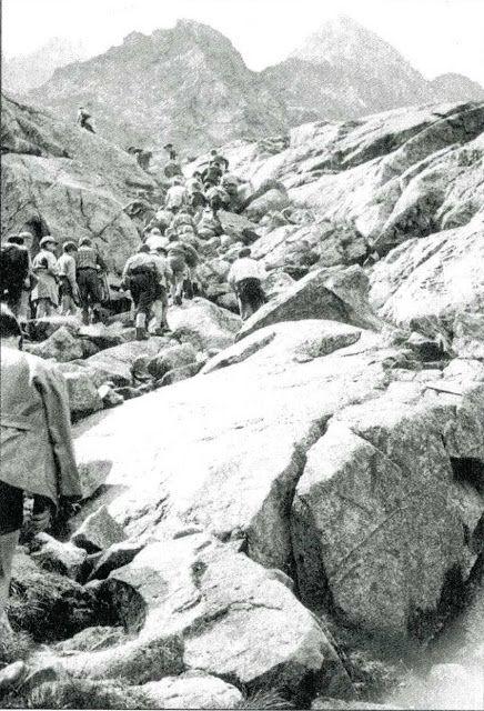 Salita al monte Sinai