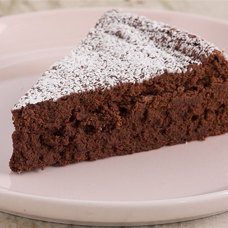Flourless French Chocolate Cake Anna Olson