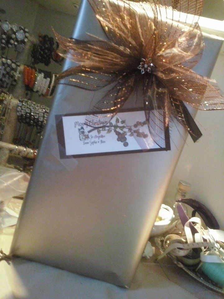 my gift wrap
