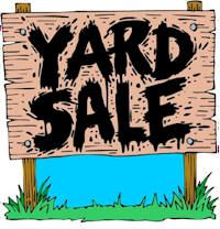 Yard Sale Fundraiser. You know what they say...one person's trash is another person's treasure. Yard sales (tag sales) are a great way to make money by selling items that are already in your house. You can also ask friends, neighbors, co-workers, etc. to donate stuff (old furniture, appliances, kitchenware, clothes, coats, toys, books, etc.).