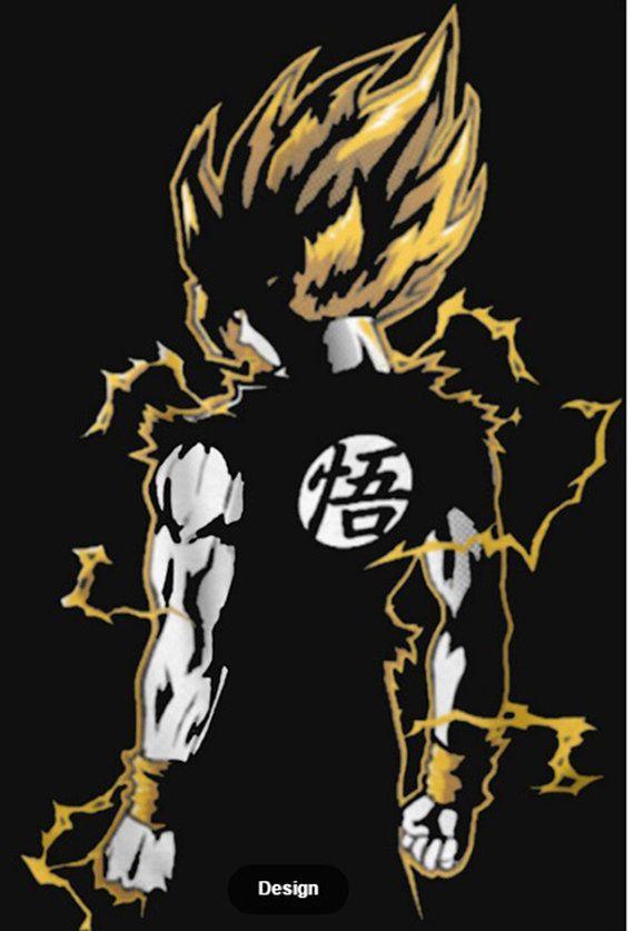 Super Saiyan God shirts Son Goku Dragonball Z by SaiyanGodShop - Visit now for 3D Dragon Ball Z compression shirts now on sale! #dragonball #dbz #dragonballsuper