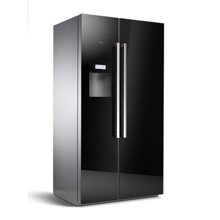 best 25 frigo americain ideas on pinterest. Black Bedroom Furniture Sets. Home Design Ideas