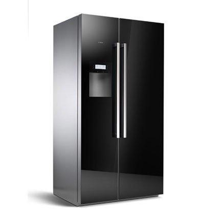 1000 id es propos de frigo americain sur pinterest for Frigo americain miroir