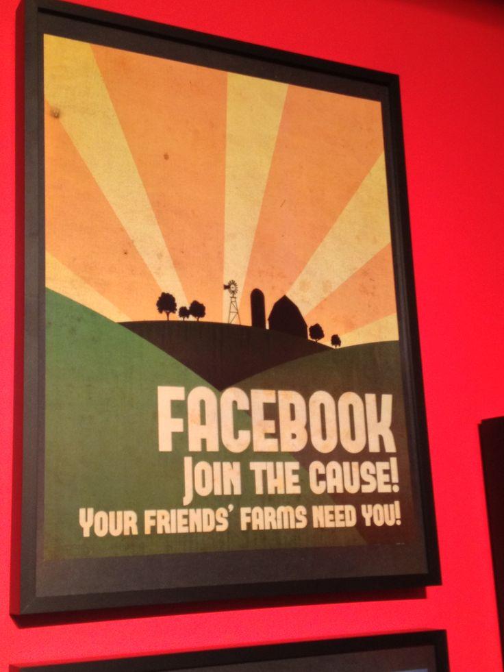 Deutsche Nationalbibliothek Leipzig 2013 Aaron Wood Social Media Propaganda Posters 2012