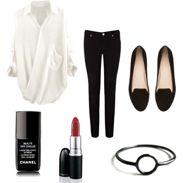 """Style: Minimal + Classic: """"MANHATTAN"""" by lucia-mouet on Polyvore"""