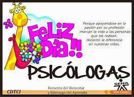 Resultado de imagen para tarjeta de felicitaciones para un psicologo