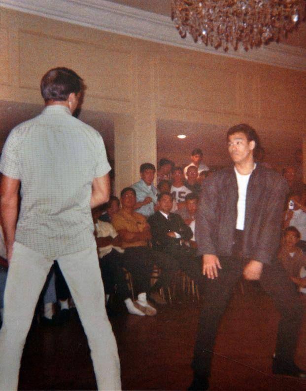 Long Beach Championchip Bruce Lee