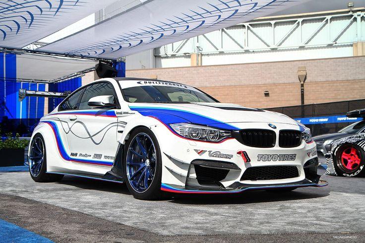 VARIS_M4's Bulletproof Automotive Varis BMW M4
