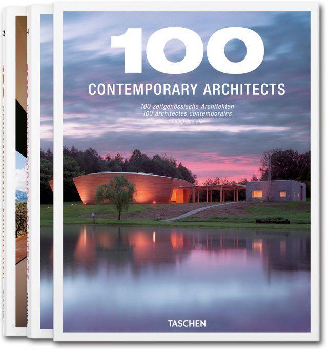 100 Contemporary Architects. TASCHEN Books (Midi-Format, TASCHEN 25 Edition)