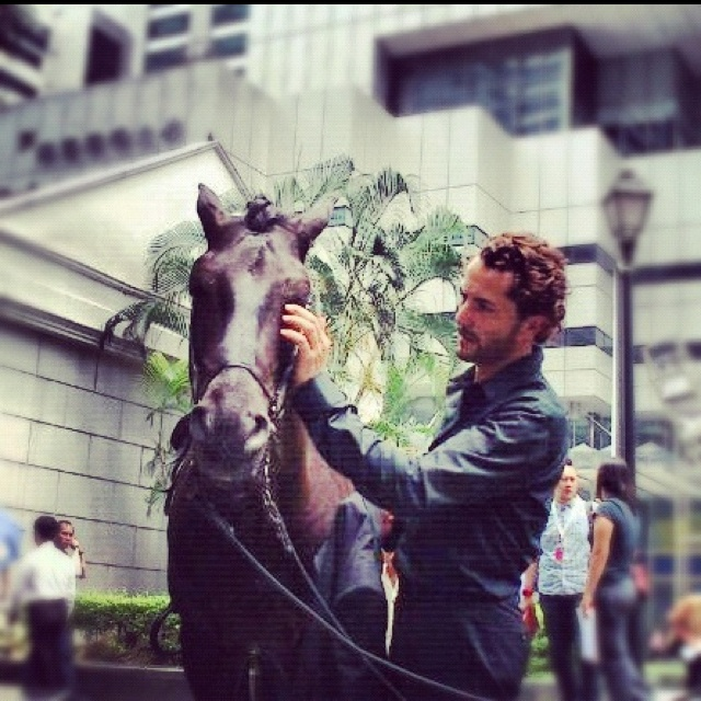 Centaur in CBD for Singapore Arts Festival