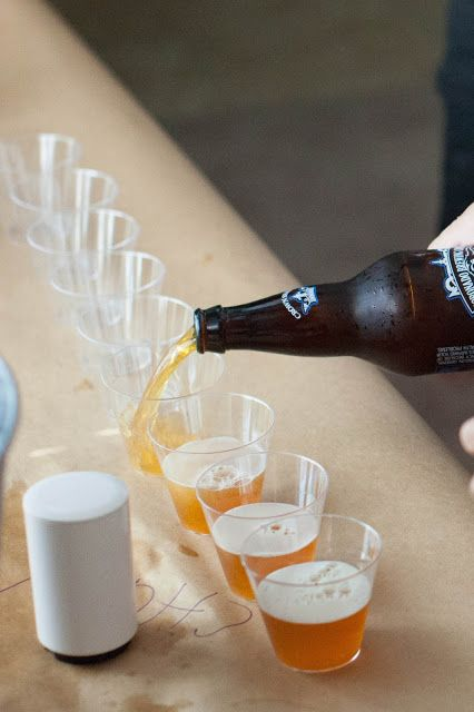 The Parker Project: A Manly 30th Birthday Party #beertasting
