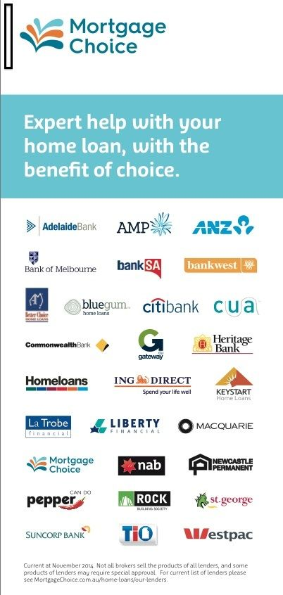 A range of 28 Lenders and over 400 products.