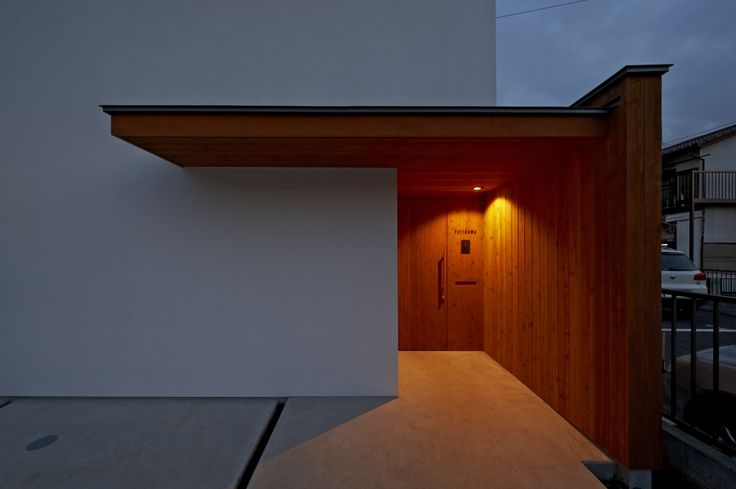 house in daitakubo ~ komoda architects