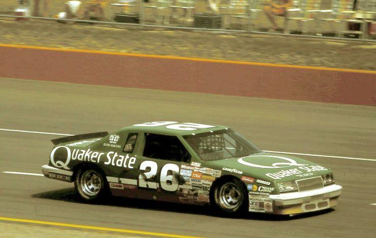 26 joe ruttman 1986 stock car nascar racing nascar