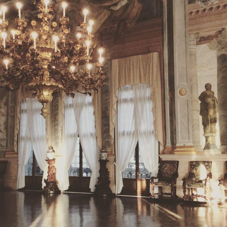 Ca'Rezzonico - Ballroom - Venice