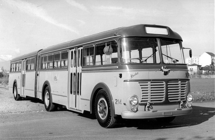 Used Cars Wichita Ks >> Pegaso Monotral Viberti (1955) | Bus | Pinterest