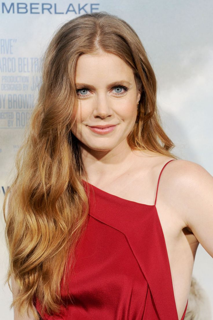 Amy Adams | Hairspiration: The Long Hairstyles We Love