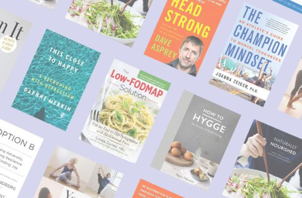 The 10 most exciting healthy books to read in 2017