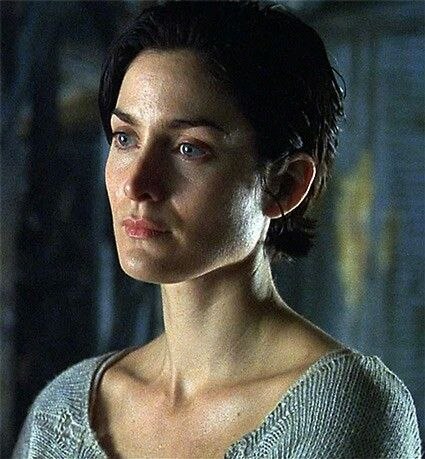 Carrie Anne Moss - Trinity                                                                                                                                                                                 More