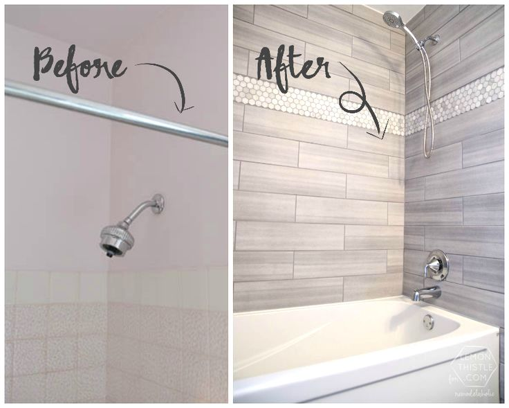 It S Been A Busy Week Today I M Over At Remodelaholic Sharing My Diy Bathroom Renovation And Th Diy Bathroom Remodel Small Bathroom Remodel Bathrooms Remodel