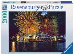 Fuochi d'artificio a Sydney | Puzzle da Adulti | Puzzle | Prodotti | IT | ravensburger.com