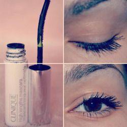 #mascara #minimascara #clinique #cliniquemascara #eyes #lashes #beauty #blogger