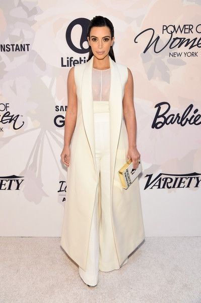 Kim Kardashian Photos Photos: Variety's Power Of Women New York Presented By Lifetime – Arrivals