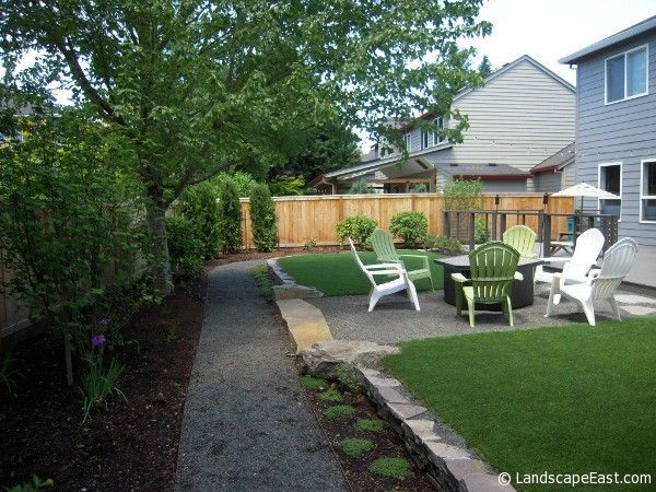 portland landscaping backyard renovation learn more - Backyard Renovations